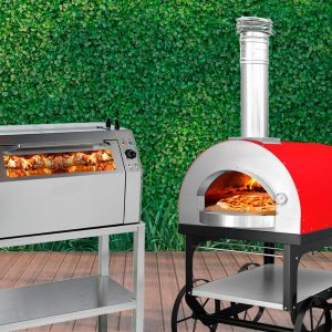 Ovens for special cooking